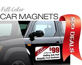 Custom Car Magnets Design Delray Beach Florida Southgate Design - Custom car magnets business